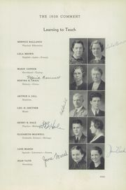 Page 13, 1938 Edition, Keokuk High School - Comment Yearbook (Keokuk, IA) online yearbook collection