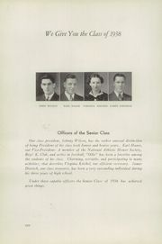 Page 14, 1938 Edition, Keokuk High School - Comment Yearbook (Keokuk, IA) online yearbook collection