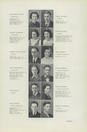 Page 15, 1938 Edition, Keokuk High School - Comment Yearbook (Keokuk, IA) online yearbook collection
