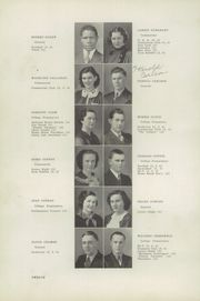 Page 16, 1938 Edition, Keokuk High School - Comment Yearbook (Keokuk, IA) online yearbook collection