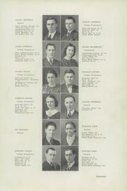 Page 17, 1938 Edition, Keokuk High School - Comment Yearbook (Keokuk, IA) online yearbook collection
