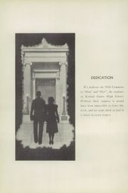 Page 8, 1938 Edition, Keokuk High School - Comment Yearbook (Keokuk, IA) online yearbook collection