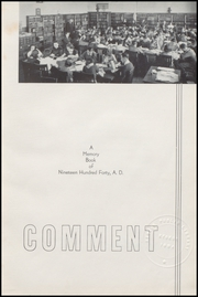 Page 7, 1940 Edition, Keokuk High School - Comment Yearbook (Keokuk, IA) online yearbook collection