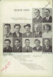 Page 10, 1947 Edition, Keokuk High School - Comment Yearbook (Keokuk, IA) online yearbook collection