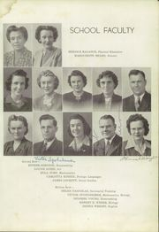 Page 11, 1947 Edition, Keokuk High School - Comment Yearbook (Keokuk, IA) online yearbook collection