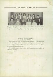 Page 12, 1947 Edition, Keokuk High School - Comment Yearbook (Keokuk, IA) online yearbook collection
