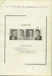 Page 13, 1947 Edition, Keokuk High School - Comment Yearbook (Keokuk, IA) online yearbook collection