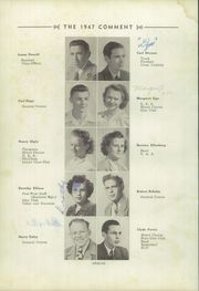Page 16, 1947 Edition, Keokuk High School - Comment Yearbook (Keokuk, IA) online yearbook collection