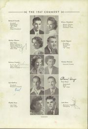 Page 17, 1947 Edition, Keokuk High School - Comment Yearbook (Keokuk, IA) online yearbook collection