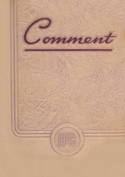 Page 1, 1948 Edition, Keokuk High School - Comment Yearbook (Keokuk, IA) online yearbook collection