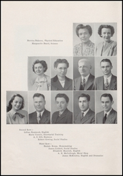 Page 10, 1948 Edition, Keokuk High School - Comment Yearbook (Keokuk, IA) online yearbook collection