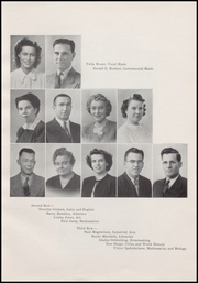 Page 11, 1948 Edition, Keokuk High School - Comment Yearbook (Keokuk, IA) online yearbook collection
