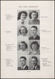 Page 16, 1948 Edition, Keokuk High School - Comment Yearbook (Keokuk, IA) online yearbook collection