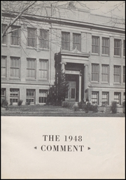 Page 5, 1948 Edition, Keokuk High School - Comment Yearbook (Keokuk, IA) online yearbook collection
