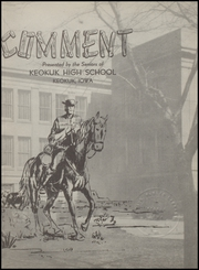 Page 7, 1949 Edition, Keokuk High School - Comment Yearbook (Keokuk, IA) online yearbook collection