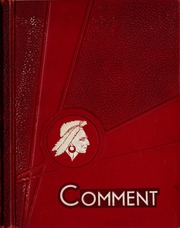 Page 1, 1954 Edition, Keokuk High School - Comment Yearbook (Keokuk, IA) online yearbook collection