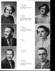 Page 14, 1954 Edition, Keokuk High School - Comment Yearbook (Keokuk, IA) online yearbook collection