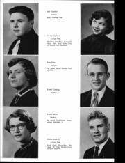 Page 16, 1954 Edition, Keokuk High School - Comment Yearbook (Keokuk, IA) online yearbook collection