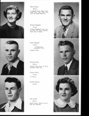 Page 17, 1954 Edition, Keokuk High School - Comment Yearbook (Keokuk, IA) online yearbook collection