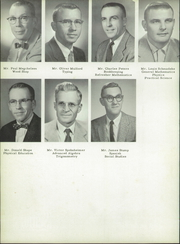 Page 16, 1958 Edition, Keokuk High School - Comment Yearbook (Keokuk, IA) online yearbook collection