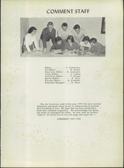 Page 5, 1958 Edition, Keokuk High School - Comment Yearbook (Keokuk, IA) online yearbook collection