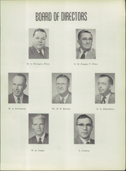 Page 9, 1958 Edition, Keokuk High School - Comment Yearbook (Keokuk, IA) online yearbook collection