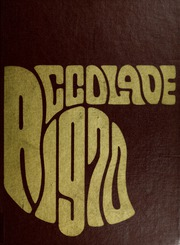 1970 Edition, Bishop Luers High School - Accolade Yearbook (Fort Wayne, IN)