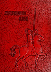 1971 Edition, Bishop Luers High School - Accolade Yearbook (Fort Wayne, IN)