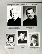 Page 14, 1981 Edition, Bishop Luers High School - Accolade Yearbook (Fort Wayne, IN) online yearbook collection