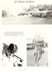 Page 13, 1970 Edition, Athens Academy - Academia Yearbook (Athens, GA) online yearbook collection