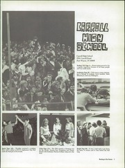 Page 5, 1979 Edition, Carroll High School - Cavalier Yearbook (Fort Wayne, IN) online yearbook collection