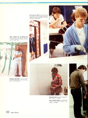 Page 14, 1984 Edition, Carroll High School - Cavalier Yearbook (Fort Wayne, IN) online yearbook collection