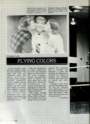 Page 12, 1985 Edition, Carroll High School - Cavalier Yearbook (Fort Wayne, IN) online yearbook collection