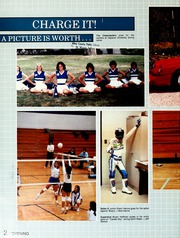 Page 6, 1985 Edition, Carroll High School - Cavalier Yearbook (Fort Wayne, IN) online yearbook collection