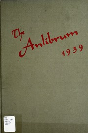 Page 1, 1939 Edition, Elmhurst High School - Anlibrum Yearbook (Fort Wayne, IN) online yearbook collection