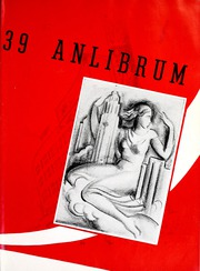 Page 7, 1939 Edition, Elmhurst High School - Anlibrum Yearbook (Fort Wayne, IN) online yearbook collection