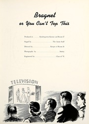 Page 7, 1951 Edition, Elmhurst High School - Anlibrum Yearbook (Fort Wayne, IN) online yearbook collection
