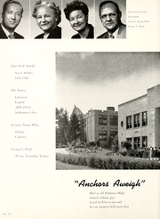 Page 14, 1952 Edition, Elmhurst High School - Anlibrum Yearbook (Fort Wayne, IN) online yearbook collection