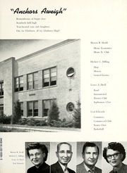 Page 15, 1952 Edition, Elmhurst High School - Anlibrum Yearbook (Fort Wayne, IN) online yearbook collection
