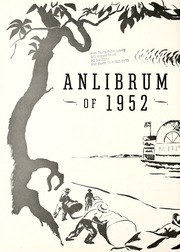 Page 6, 1952 Edition, Elmhurst High School - Anlibrum Yearbook (Fort Wayne, IN) online yearbook collection