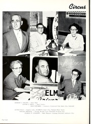 Page 12, 1954 Edition, Elmhurst High School - Anlibrum Yearbook (Fort Wayne, IN) online yearbook collection