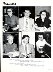 Page 15, 1954 Edition, Elmhurst High School - Anlibrum Yearbook (Fort Wayne, IN) online yearbook collection