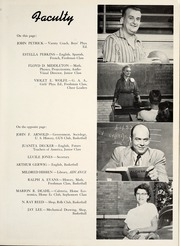 Page 11, 1956 Edition, Elmhurst High School - Anlibrum Yearbook (Fort Wayne, IN) online yearbook collection