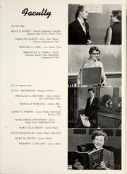 Page 13, 1956 Edition, Elmhurst High School - Anlibrum Yearbook (Fort Wayne, IN) online yearbook collection