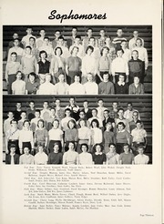 Page 17, 1956 Edition, Elmhurst High School - Anlibrum Yearbook (Fort Wayne, IN) online yearbook collection