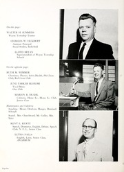 Page 10, 1957 Edition, Elmhurst High School - Anlibrum Yearbook (Fort Wayne, IN) online yearbook collection