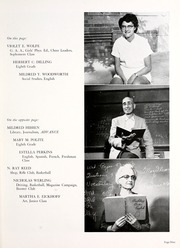 Page 13, 1957 Edition, Elmhurst High School - Anlibrum Yearbook (Fort Wayne, IN) online yearbook collection