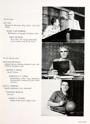 Page 17, 1957 Edition, Elmhurst High School - Anlibrum Yearbook (Fort Wayne, IN) online yearbook collection