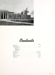 Page 7, 1957 Edition, Elmhurst High School - Anlibrum Yearbook (Fort Wayne, IN) online yearbook collection
