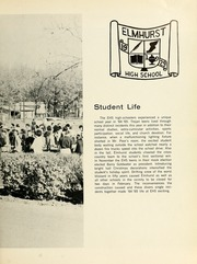 Page 17, 1965 Edition, Elmhurst High School - Anlibrum Yearbook (Fort Wayne, IN) online yearbook collection